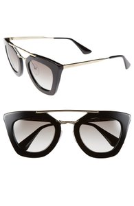 Prada Prada, 49mm Retro Sunglasses