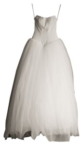 White By Vera Wang Vw351135 Wedding Dress