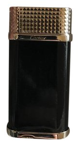 Cartier Black Cartier Lighter