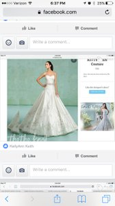 KittyChen Couture Isis Wedding Dress