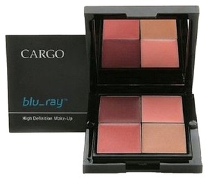 Cargo CARGO blu_ray Lip Gloss Palette High Definition Makeup 4 Color -- New in Box