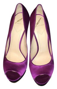 B Brian Atwood Multi-color Platforms
