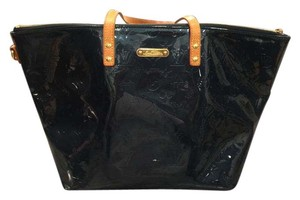 Louis Vuitton Vernis Large Tote in Blue