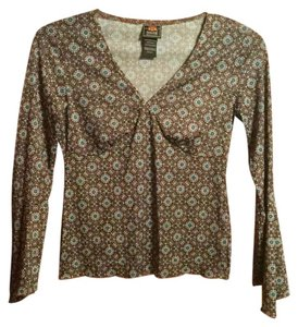 Route 66 Top Brown