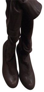 Lucky Brand chocolate brown Boots