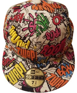 """New Era """"Comic Sounds"""" fitted boom thunk 7 3/4"""