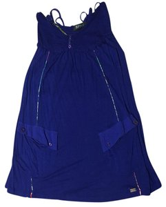 Buffalo David Bitton Top royal blue
