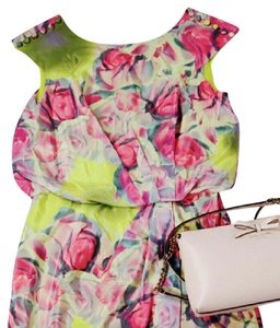 Jessica Simpson Sleeveless Floral Dress