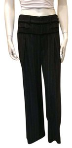 Nanette Lepore Office Work Dress Trouser Pants black