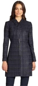 Tory Burch Roseann Tweed Pea Coat