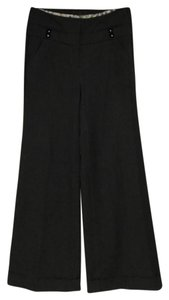 taikonku Cuffed Low Rise Trouser/Wide Leg Jeans
