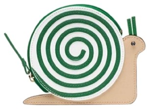 Kate Spade Kate Spade Turn Over A New Leaf Snail Coin Purse Wallet Retail $78