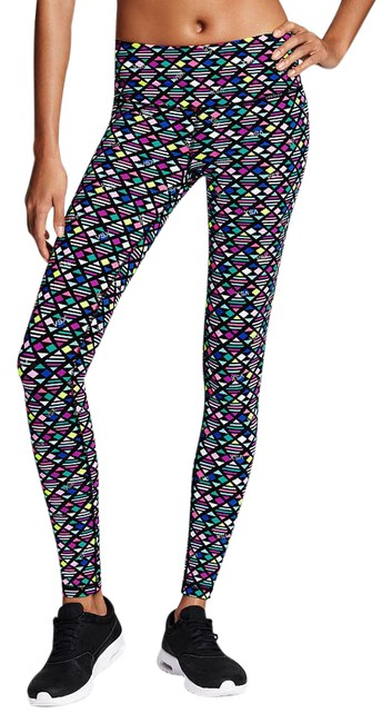 Item - Multicolor XS New Color Pattern Tight Gym Yoga Legging Activewear Bottoms Size 0 (XS, 25)