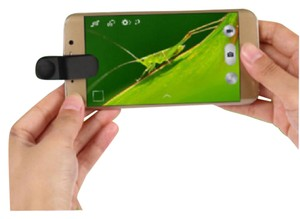 Other Universal 3 in 1 Clip-on Fish Eye Macro Wide Angle Mobile Phone Lens