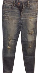 American Eagle Outfitters Jeggings-Distressed