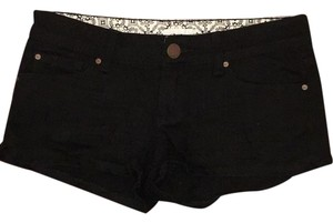 O'Neill Cut Off Shorts dark denim