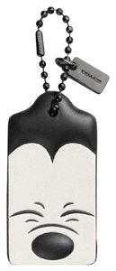 Coach Coach Mickey Mouse Squinting Hang Tag