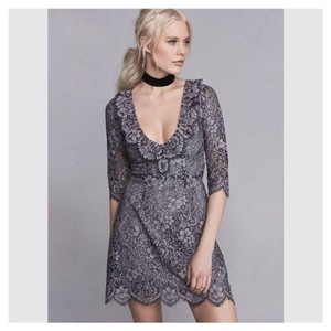 For Love & Lemons Lace Vintage Classic Romantic Dress