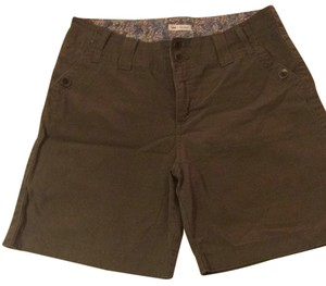 Lee Bermuda Shorts Army green