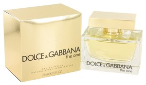 Dolce & Gabbana NIB The One by Dolce & Gabbana 2.5 EDP 100% Authentic