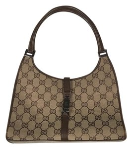 Gucci Handbag Handbag Monogram Brown Shoulder Bag