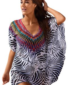 PilyQ Embroidered Cover-Up