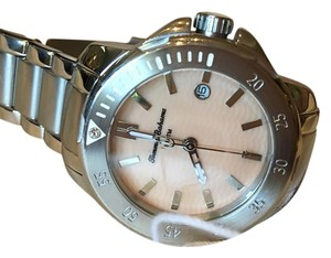 Tommy Bahama stainless steel watch