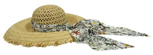 Gucci GUCCI 339074 Women's Wide Brim Hat, Size S