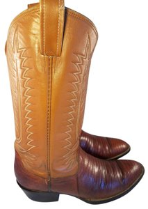 cowtown Western brown Boots