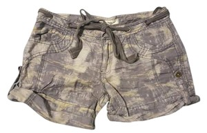 Free People Vintage Acid Wash Mini/Short Shorts Multi