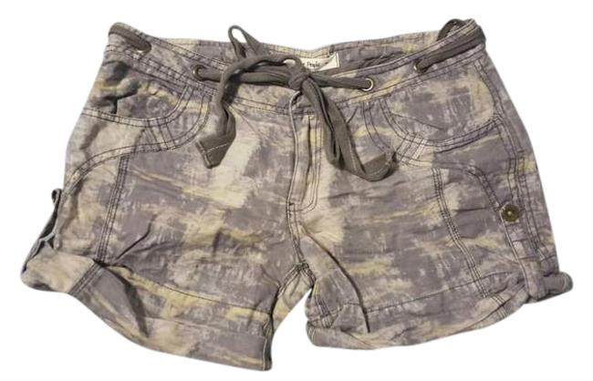 Item - Multicolor Roll-up Shorts Size 4 (S, 27)