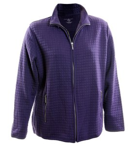 Karen Scott Purple Jacket