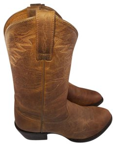 Ariat Western Cowboy brown Boots