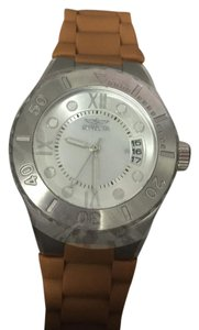 Invicta Invicta Women's Angel Quartz Mother-of-Pearl Stainless Steel Watch