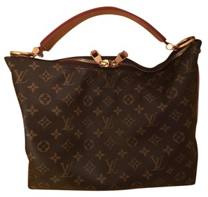 Louis Vuitton Classic Hobo Bag
