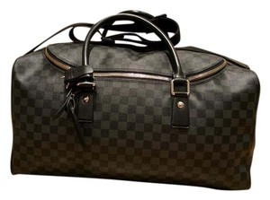 Louis Vuitton Lv Roadster Roadster Damier Graphite Travel Bag