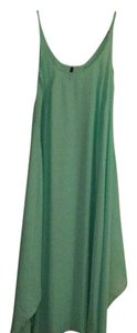 neon green Maxi Dress by GoJane