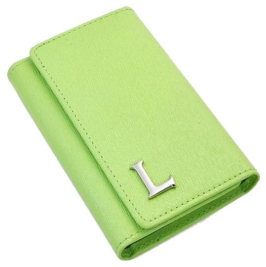 Preload https://item1.tradesy.com/images/lancaster-green-leather-key-holder-made-in-italy-2059550-0-0.jpg?width=440&height=440