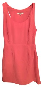 BB Dakota short dress coral on Tradesy
