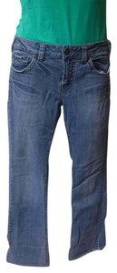 Silver Jeans Co. Flare Leg Jeans-Light Wash