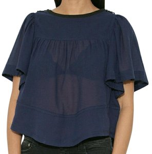 Isabel Marant Top Navy