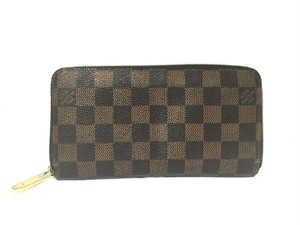 Louis Vuitton Louis Vuitton zippy zip wallet (with dust bag)