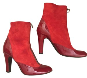 Marc Jacobs Red Boots