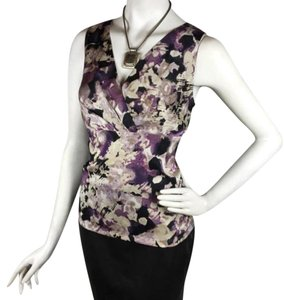 Ann Taylor LOFT Top Purple