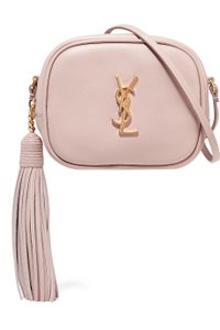 Saint Laurent Monogram Blogger Monogram Blogger Tassle Blogger Cross Body Bag