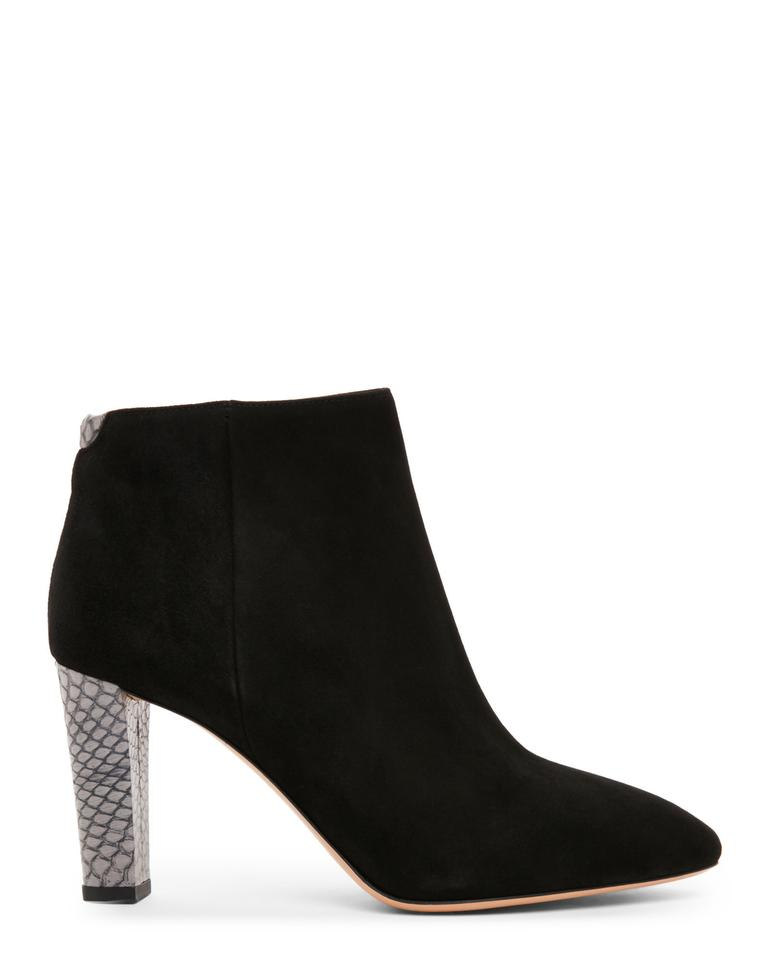 Acne Studios Black Boots/Booties New Alba Suede Ankle Boots/Booties Black cf9e66