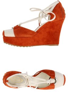 Tod's Orange Wedges