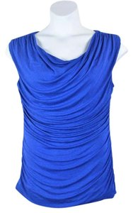 Maurices Slouchy Cinched Top Royal Blue