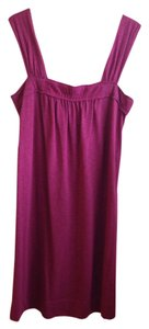 Ann Taylor LOFT short dress Raspberry on Tradesy