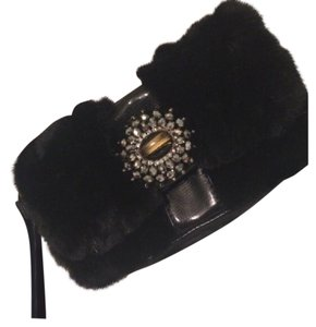 Chico's Black Clutch